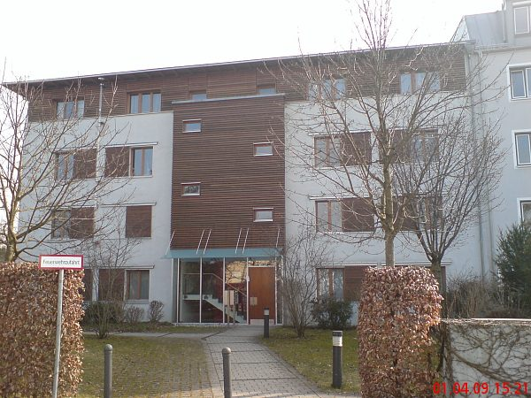 Errichtung einer Wohnanlage in München, Gotthardstraße