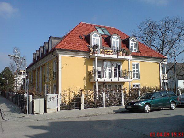Errichtung einer Wohnanlage in München, Herzog-Johann-Straße