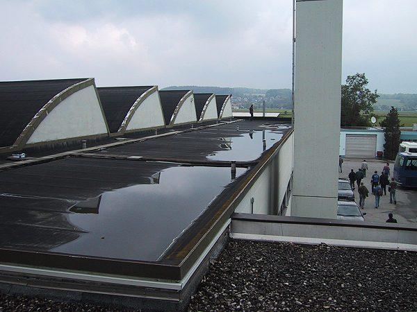 Aufstockung einer bestehenden Werkhalle in Feldkirchen-Westerham
