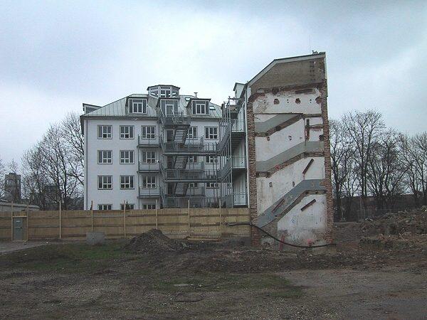 Komplettsanierung eines mehrgeschossigen Schulgebäudes in München, Hochstraße