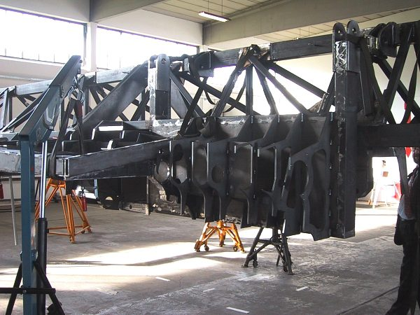 Stahlbau - Sonderkonstruktionen
